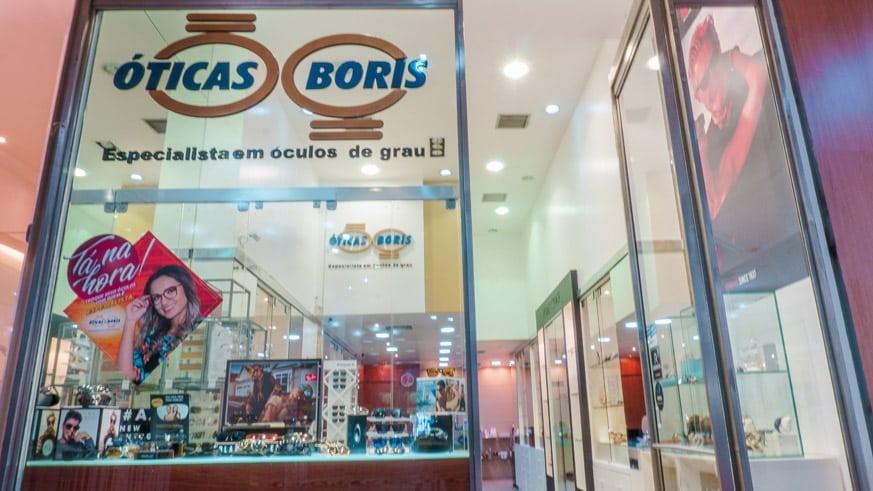 9db5e6557ea25 Óticas Boris - Shopping Aldeota